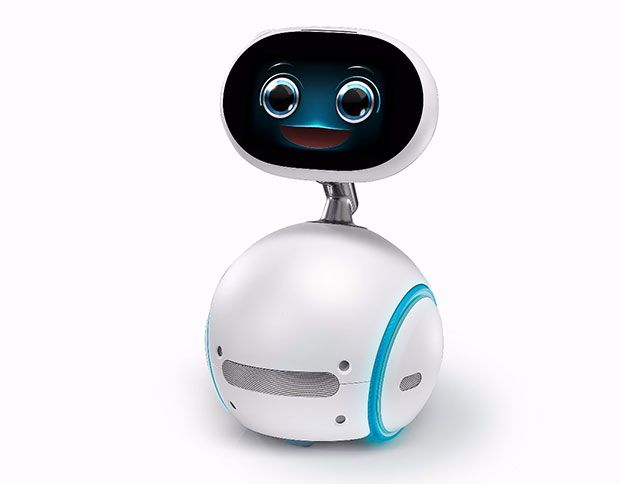 Asus Zenbo Attempts to Convince Us That We Need a $600 Home Robot