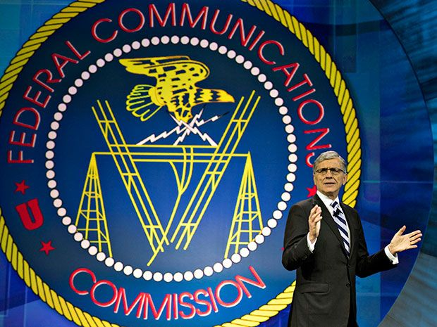 Thomas 'Tom' Wheeler, chairman of the U.S. Federal Communications Commission (FCC).