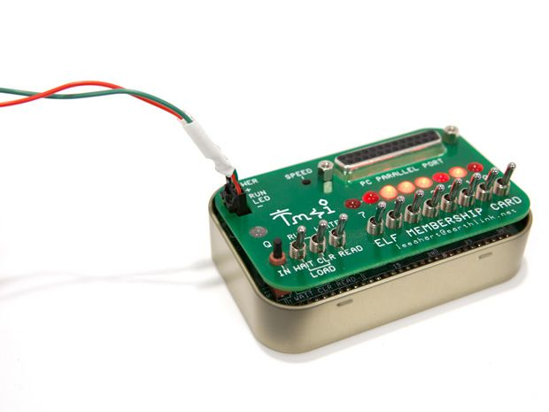 img of the elf microcomputer