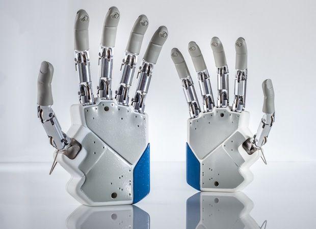 Prensilia BioHand Bionic Prosthetics