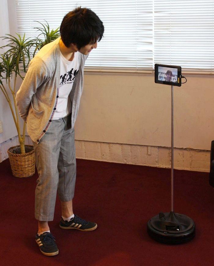 О роботах телеприсутствия