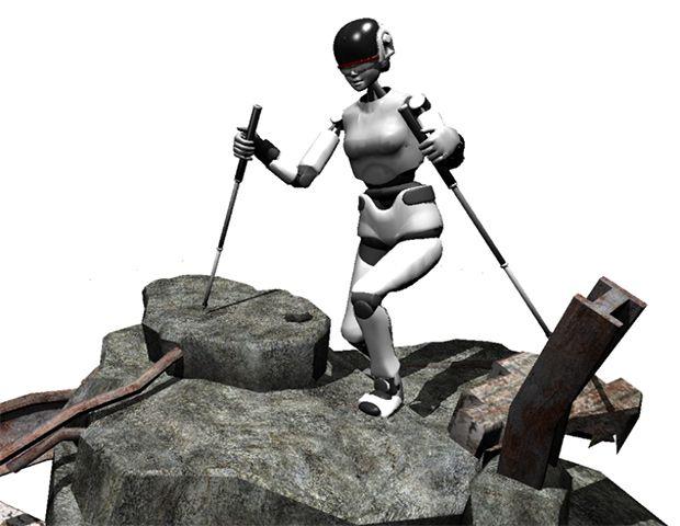 SupraPed Robots
