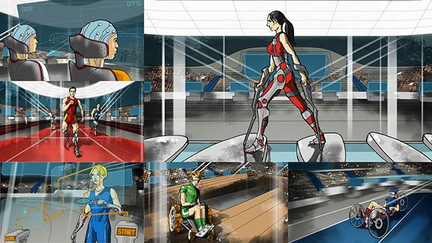 Cybathalon 2016: A Competition for Augmented Humans