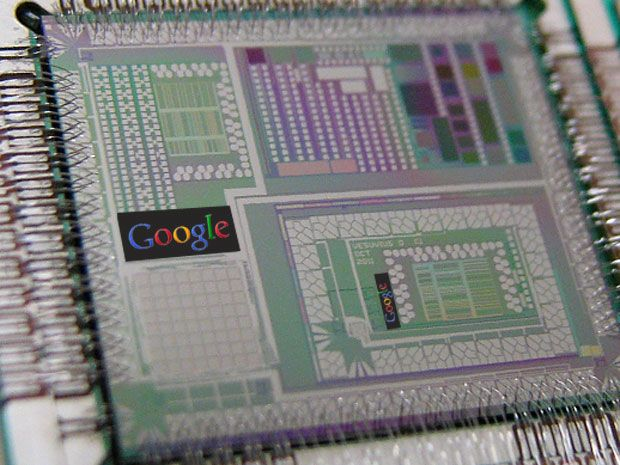 Google's First Quantum Computer Will Build on D-Wave's Approach