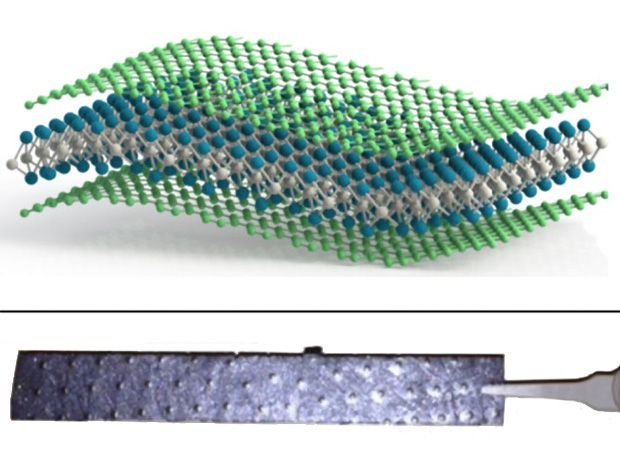 Graphene Composite Offers Critical Fix for Sodium-ion Batteries