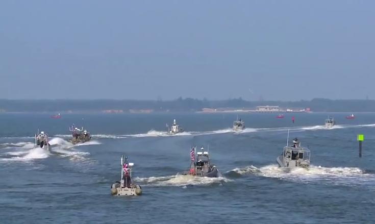 Boat Drones