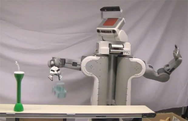 PR2 Learns Pick and Place Skills, Gives Baxter a Run for Its Way Less ...