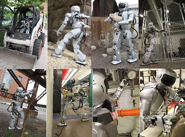 Robot Humanoid 2013 Humanoid Robots—and Their