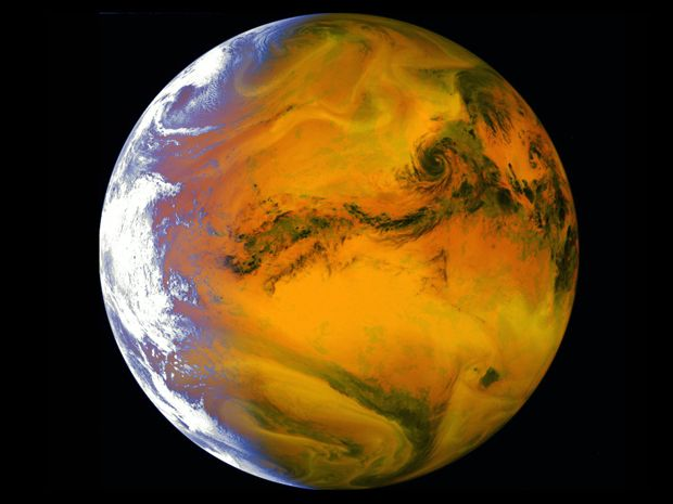 Earth's Infrared Radiation: A New Renewable Energy Frontier ? thumbnail