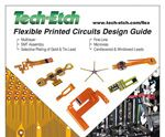 Tech-Etch flex design guide cover