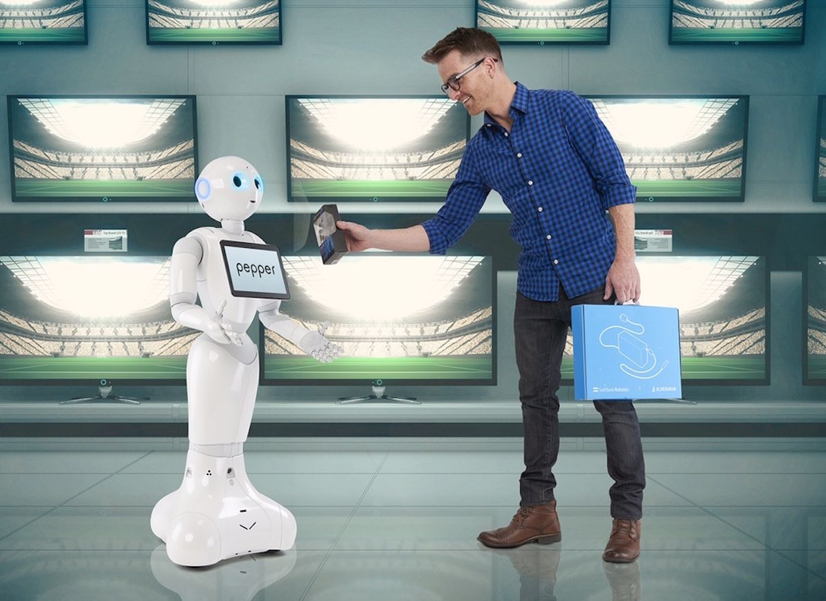 Softbank opens Pepper robot to Android apps