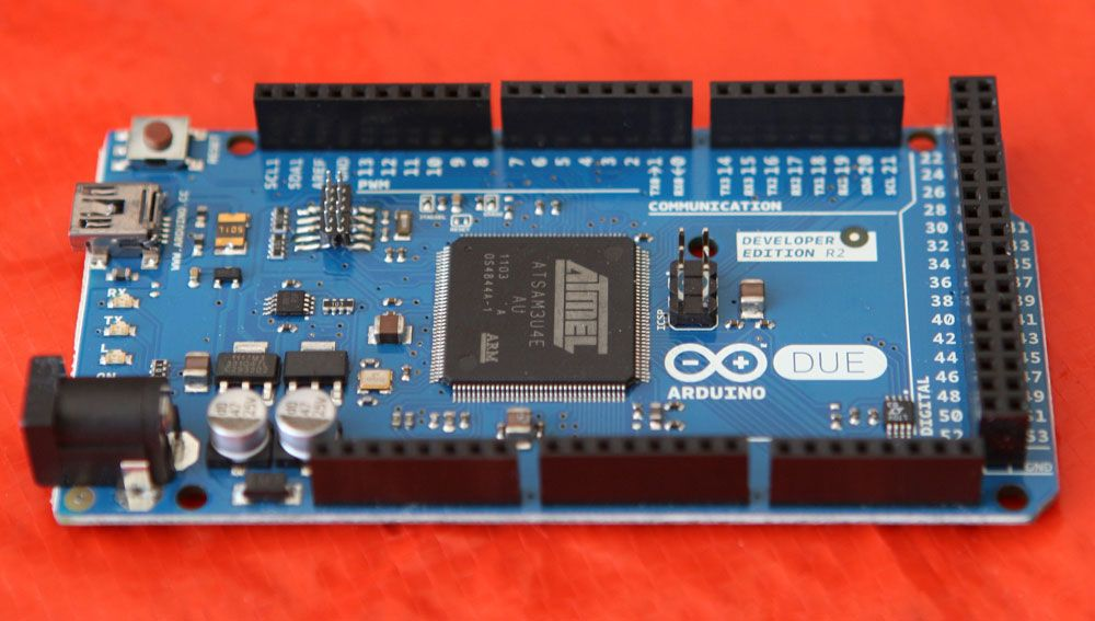 ARDUINO DUE PHOTO