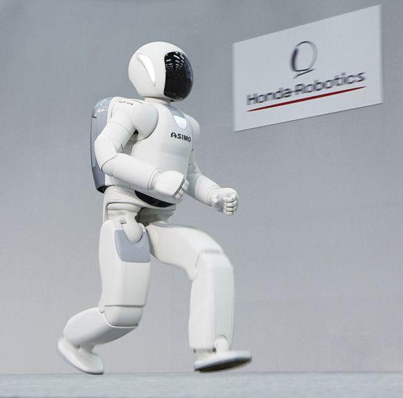 Robot Humanoide Honda Honda Robotics Unveils