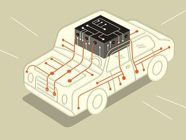 Driverless Cars: A Bonanza for Chipmakers