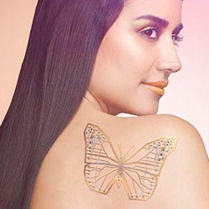 Tatuatge que llegeix paràmetres del cos