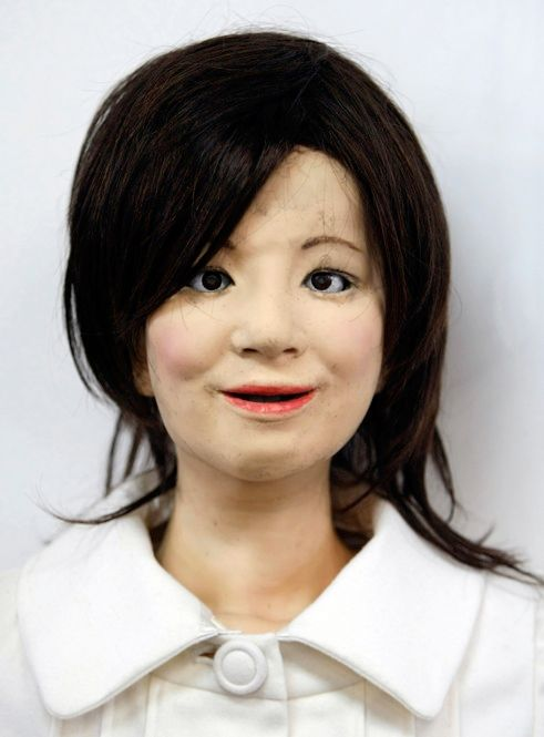 <a href=&quot;http://kobalab.com&quot;target=&quot;_blank&quot;>Saya</a>, the robot teacher, was created by Hiroshi Kobayashi at the Tokyo University of Science.
