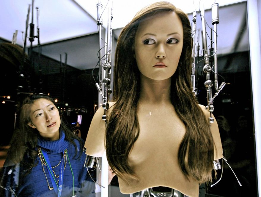 Robot Cameron Phillipes was created for the show <i>Terminator: The Sarah Connor Chronicles</i>.