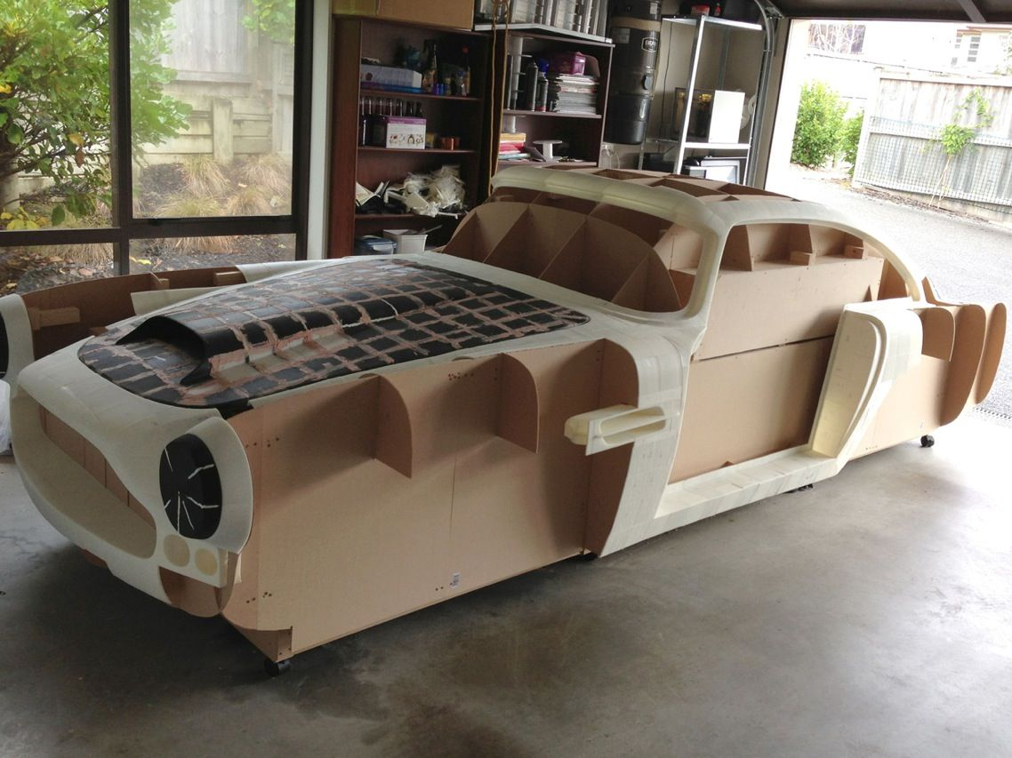"Want an Aston-Martin luxury car but don't have hundreds of thousands of dollars to spend? You can do what Ivan Sentch of Auckland, New Zealand, is doing: He used his Solidoodle 3-D printer to <a href=""http://www.stuff.co.nz/motoring/videos/8995908/Kiwi-3D-printing-an-Aston-Martin"">print out the parts for a replica</a> of the 1961 DB4 model he coveted. Though original DB4s regularly sell for more than a million dollars, Sentch expects the materials for the body, frame, and chassis to cost him around $2000."