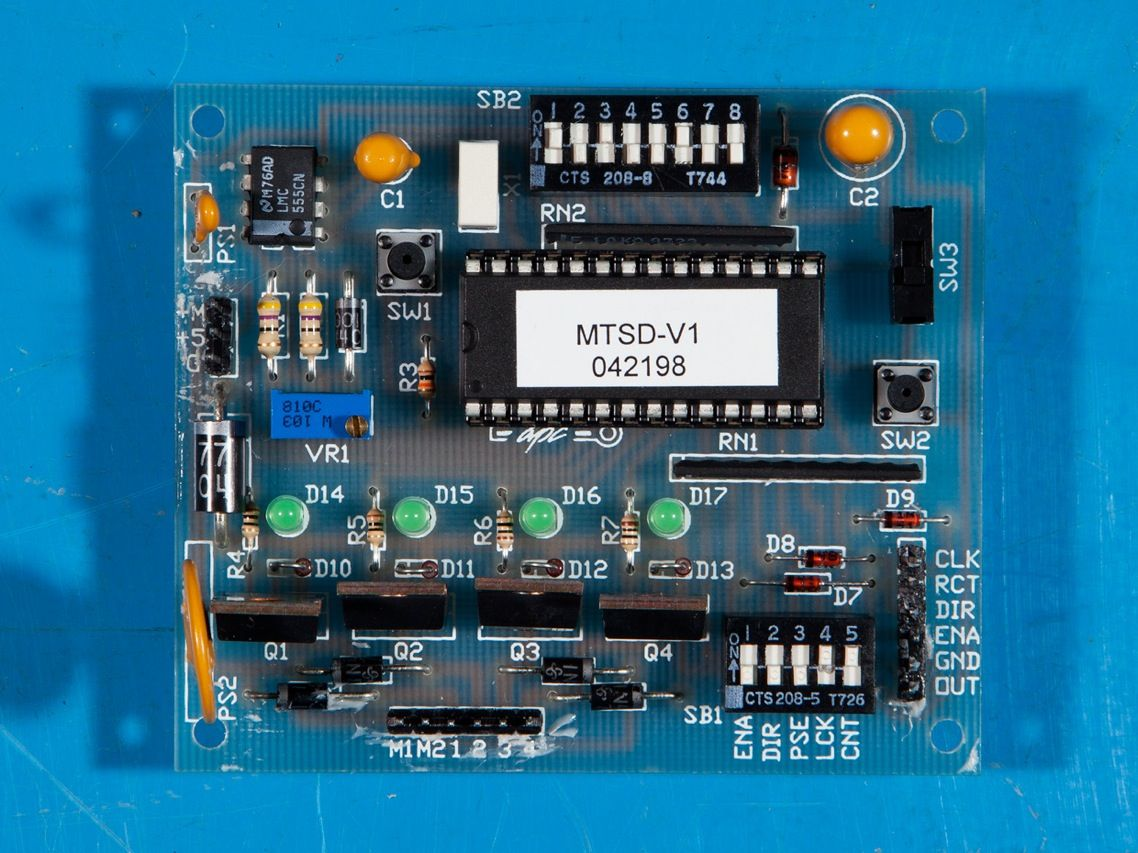 Slideshow A Day In The Life Of Digi Key Ieee Spectrum Main Limitation Circuit Simulation Digichip Is That You Can Bfinal Frontier B Stepper Motor Control Board