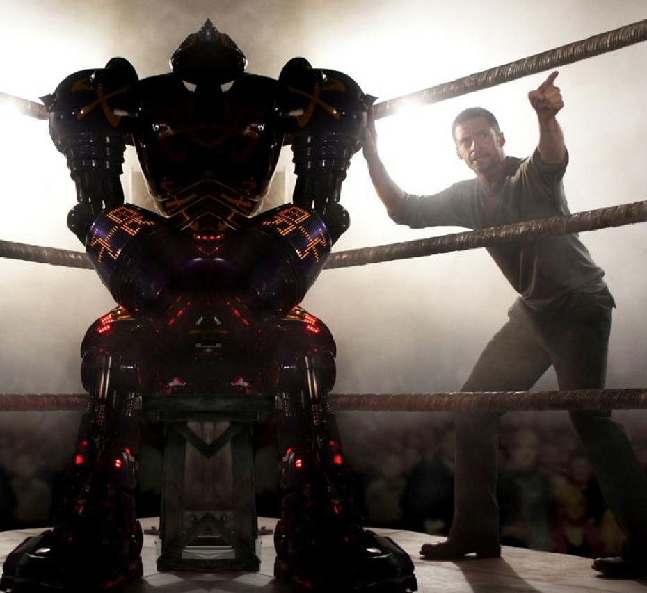 "In a scene from the movie <i>Real Steel</i>, actor Hugh Jackman stands ringside, giving last-minute instructions to his fighting robot. Jackman's character, a former boxer, ends up teaching everything he knows about the ""sweet science"" to a hulking automaton capable of mimicking his movements and remembering punch combinations."