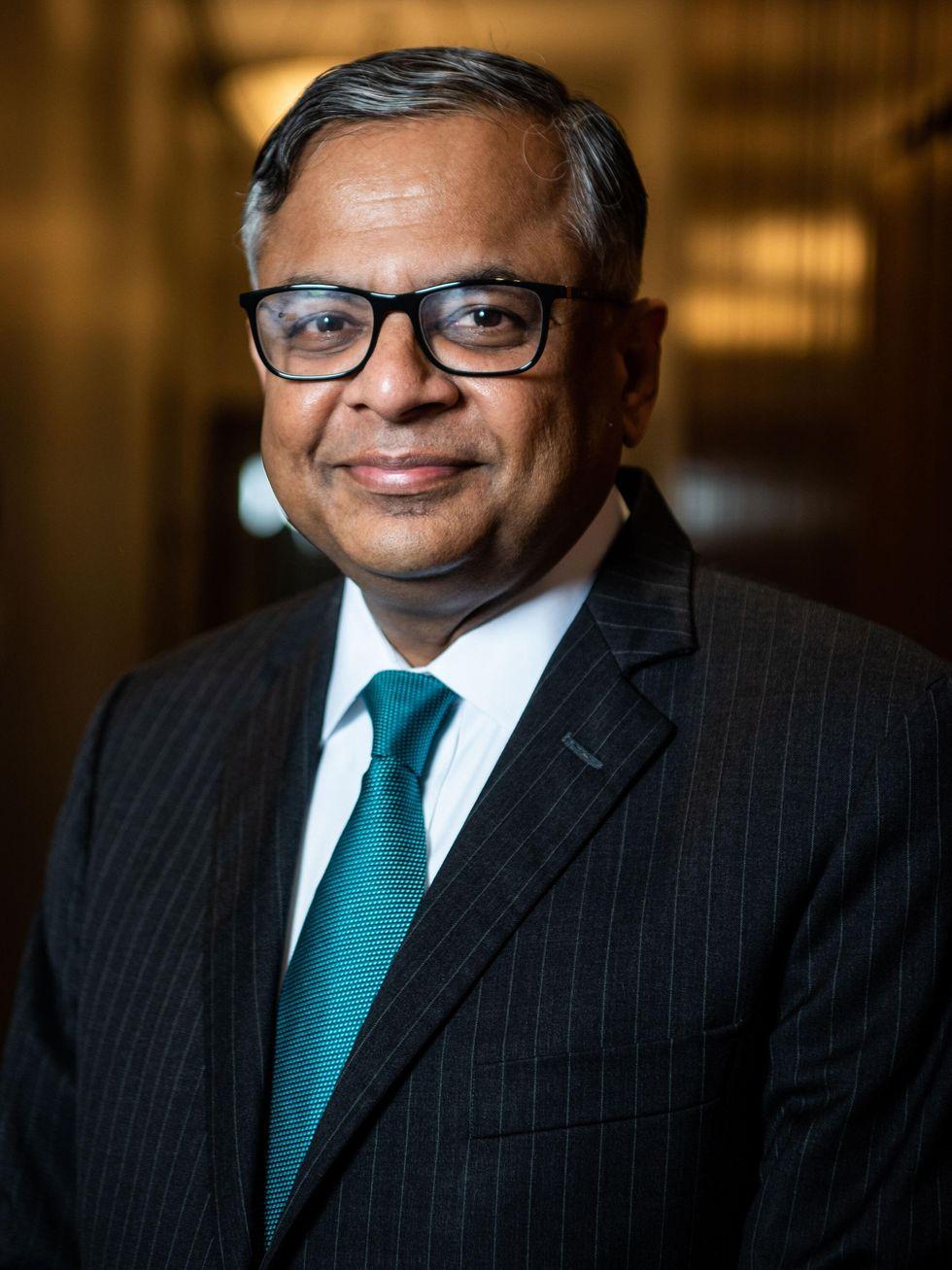 Photo of Natarajan Chandrasekaran