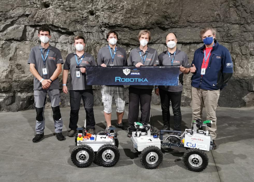 Team Robotika robots