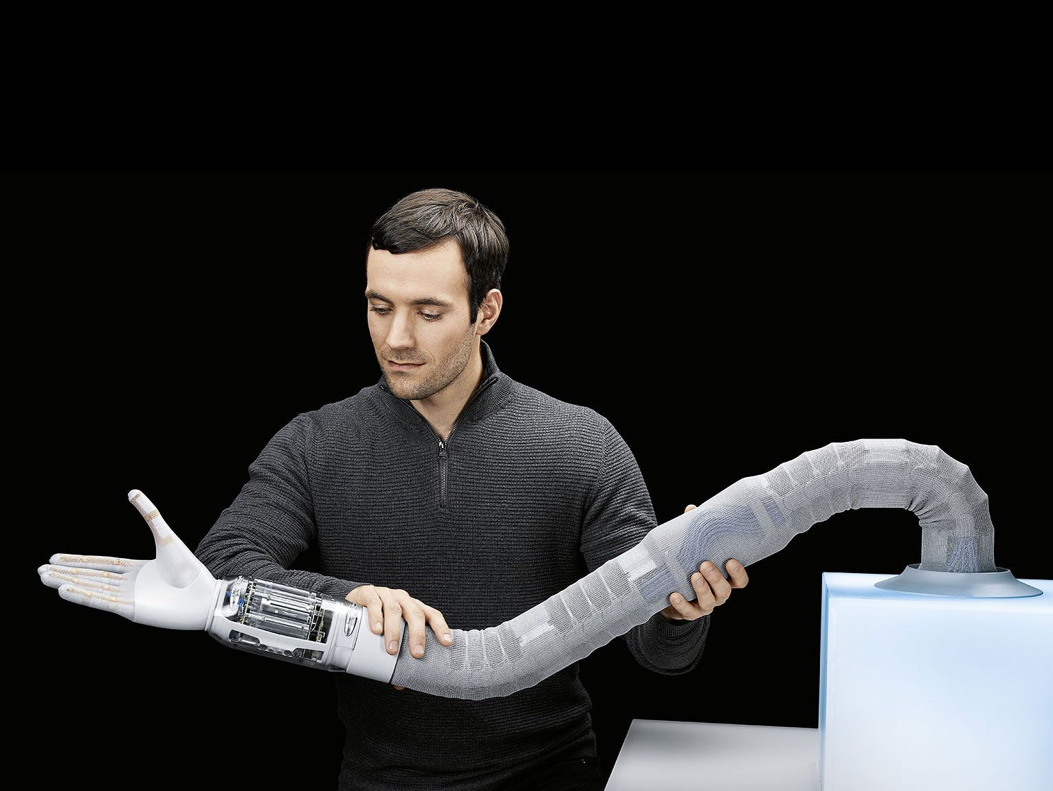 Festo BionicSoftArm