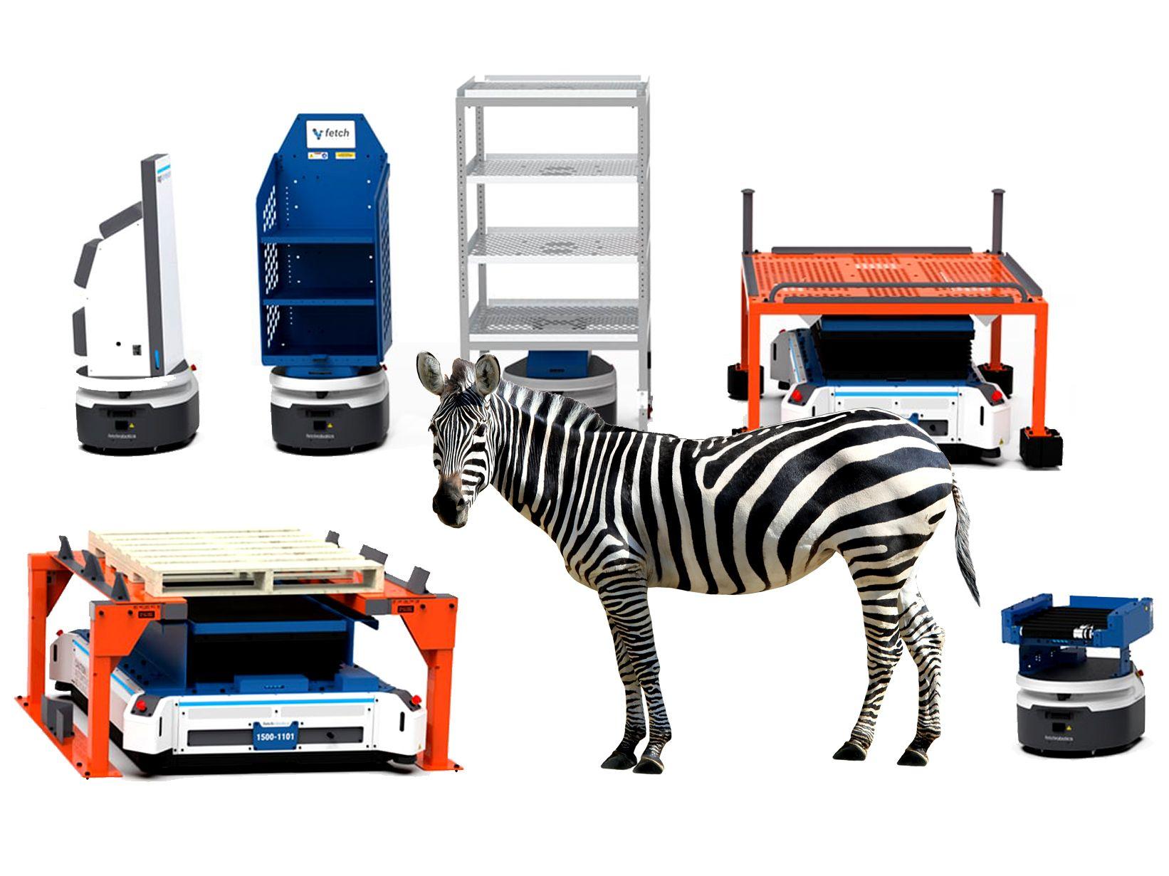 Fetch Robotics and Zebra Technologies