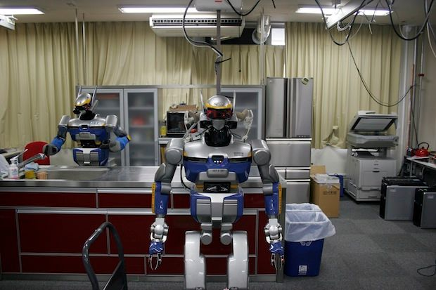 When Will We Have Robots To Help With Household Chores?