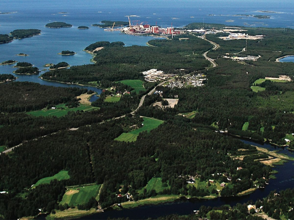 Finland's Nuclear Waste Solution