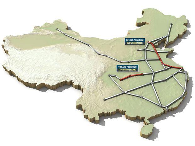 High-Speed Rail Is in High Gear