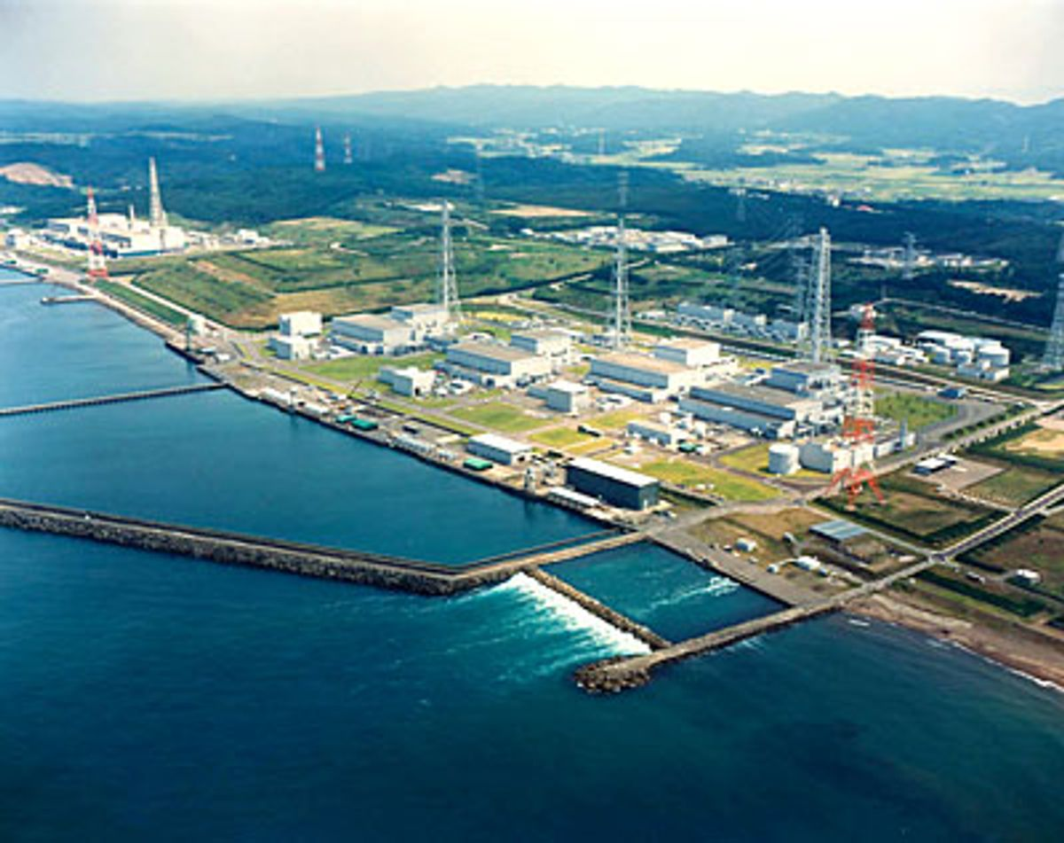 Japan Earthquake: TEPCO Plans Rolling Power Outages