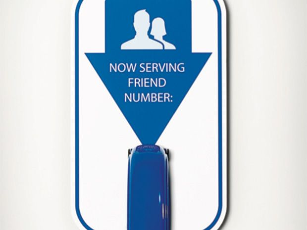 """How Many """"Friends"""" Can You Really Have?"""