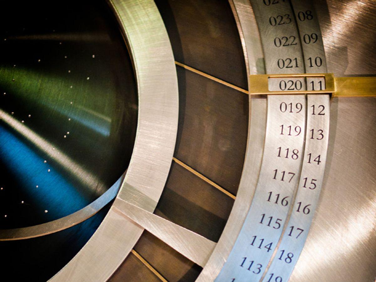 Engineering the 10 000-Year Clock
