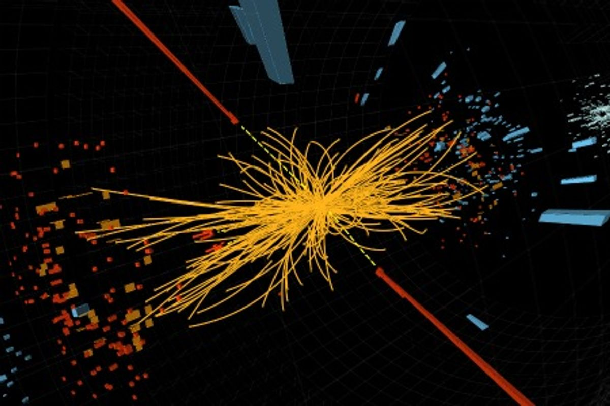A Tantalizing Hint of the Higgs