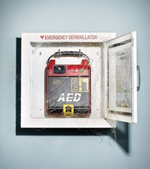 A 911 Registry for AEDs