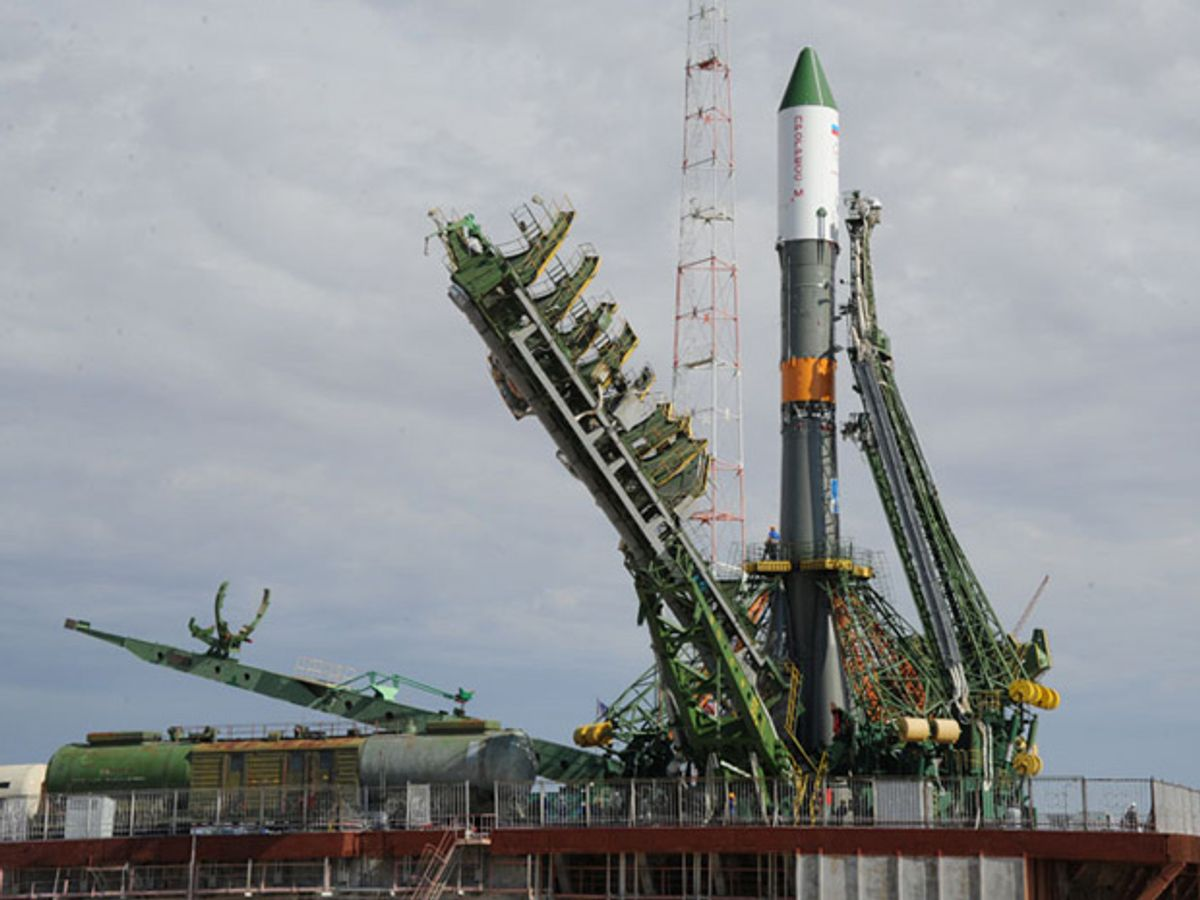 Russia Tests Quick Trip to Space Station