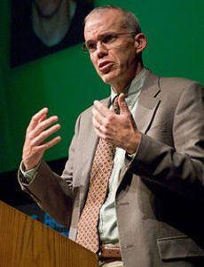 McKibben Proposes Fossil Energy Divestment Drive