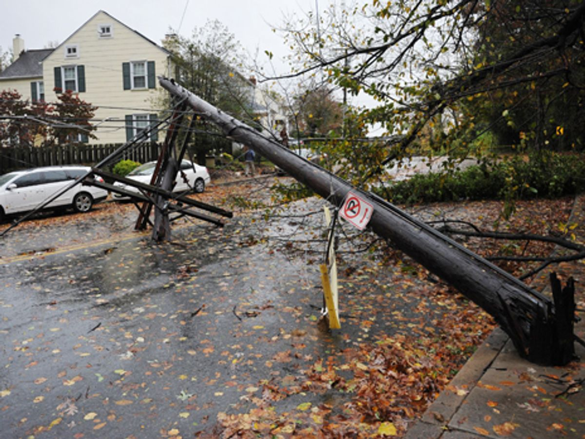 Researcher Says Better Power Outage Data Would Reduce Frustration and Help Hurricane Recovery