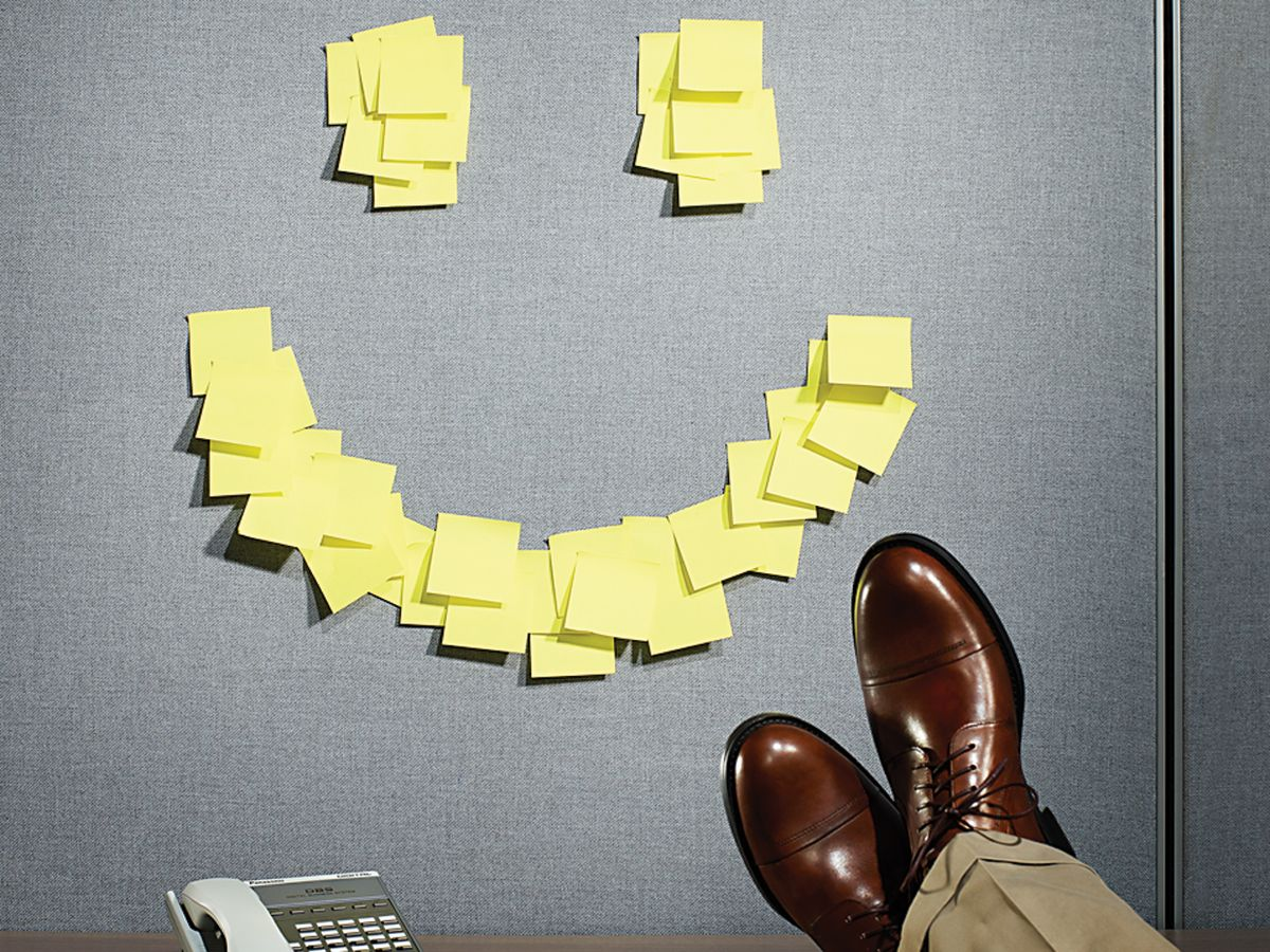 The Pursuit of Corporate Happiness
