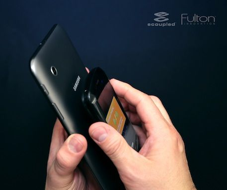 CES 2013: Share Battery Power Between Mobile Devices