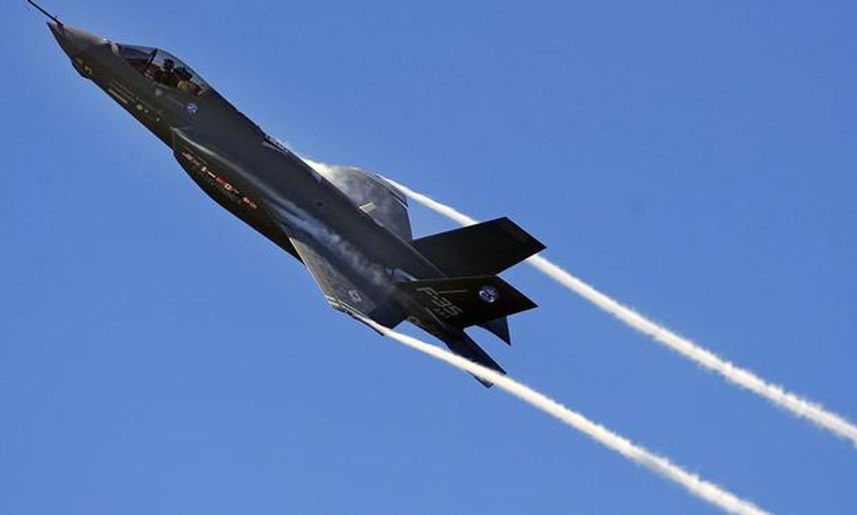 F-35 Software: DoD's Chief Tester Not Impressed