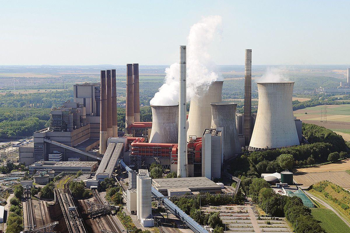Quicker Coal Power