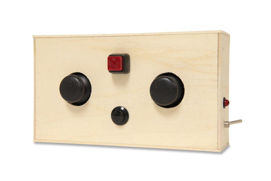A Custom Game Controller