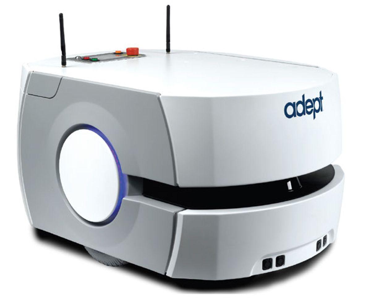 Adept Introduces Lynx Autonomous Mobile Platform