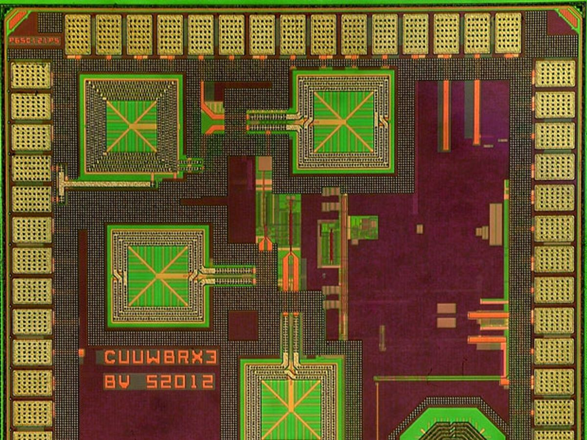 Nanoscale Chip Design Enables Future 'Internet of Things'