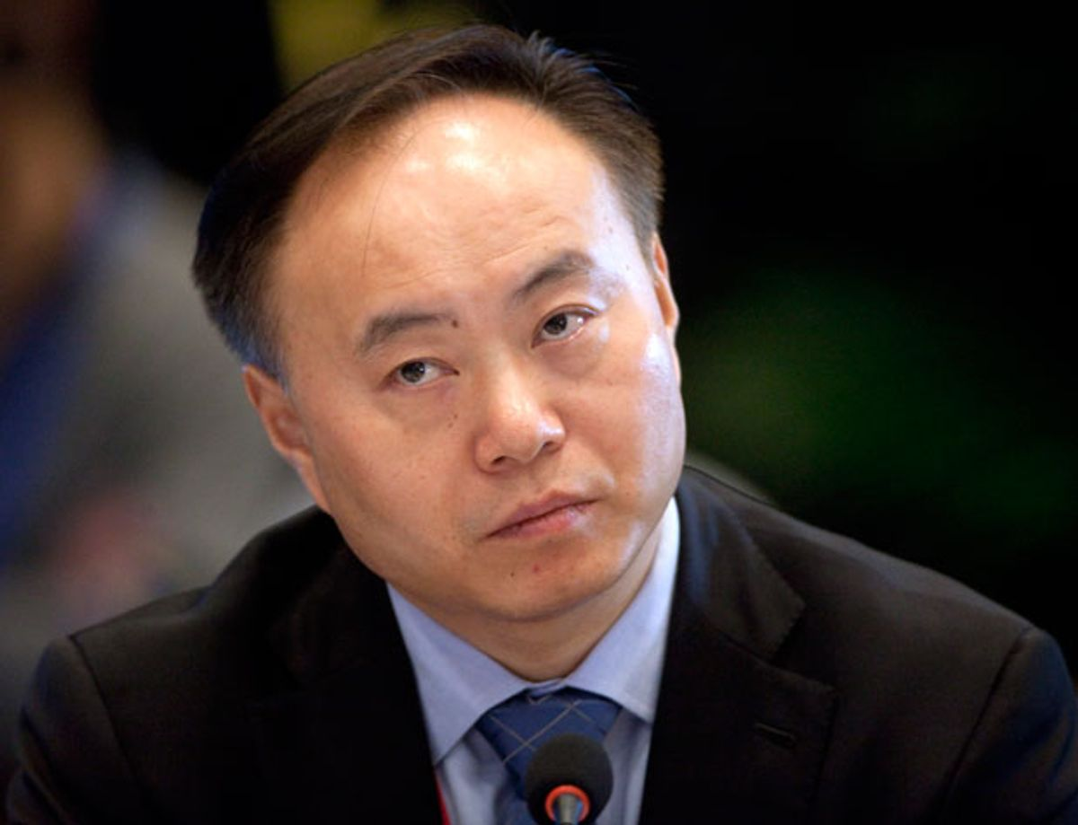 China's Suntech in Bankruptcy Proceedings