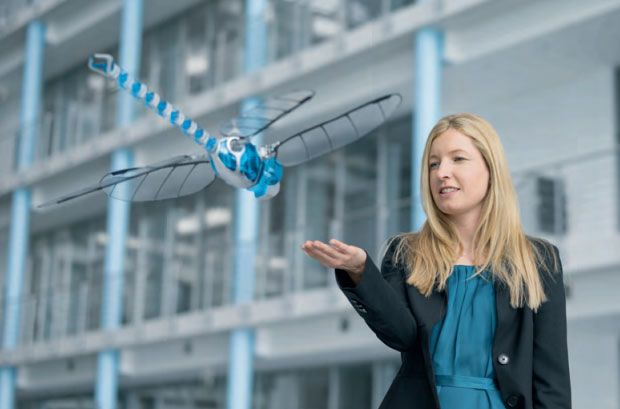Video Friday: Robot Jellyfish, Robot Dragonfly, and a Crazy Game of Telepresence Soccer