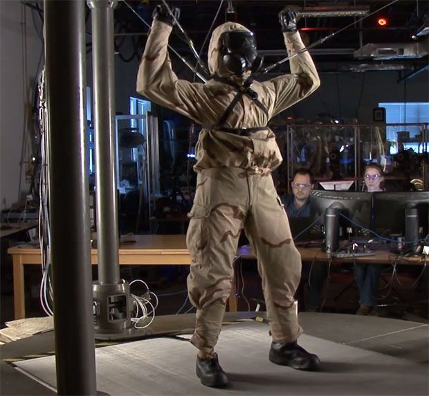 Boston Dynamics' New Petman Video Must Be Watched With This Soundtrack
