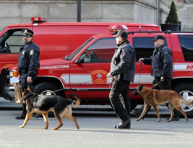Boston Marathon: Can Technology Do a Better Job of Finding Bombs?